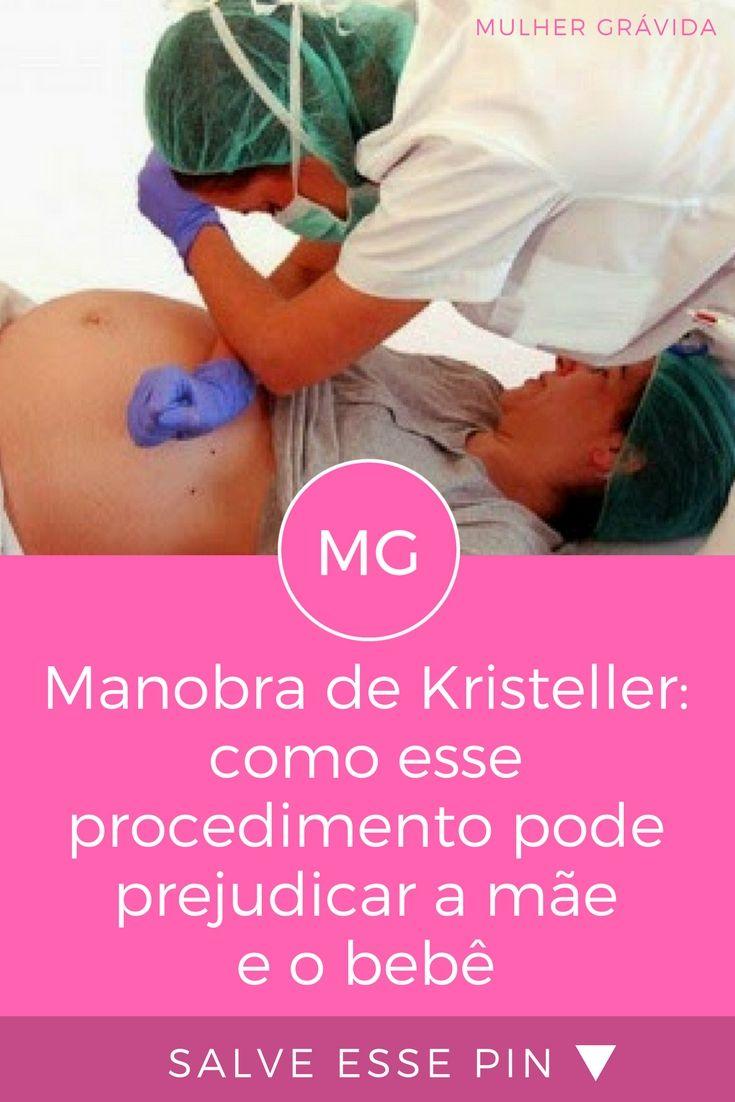 Os perigos da manobra de Kristeller | O Meu Bebé