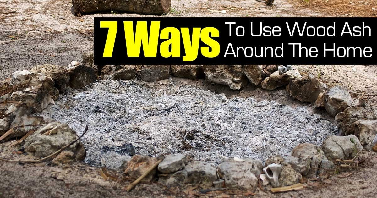 """""""Wood ash has some value as a fertilizer, but does not contain nitrogen. Because of the presence of calcium carbonate it acts as a liming agent and will deacidify the soil increasing its pH."""" [wikipedia.org] Below are 7 potential uses for wood ash. Skunky – Use the ash to clean the skunk..."""