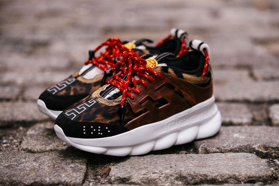 sneakers for cheap 95d89 87057 gucci x versace fall 2018