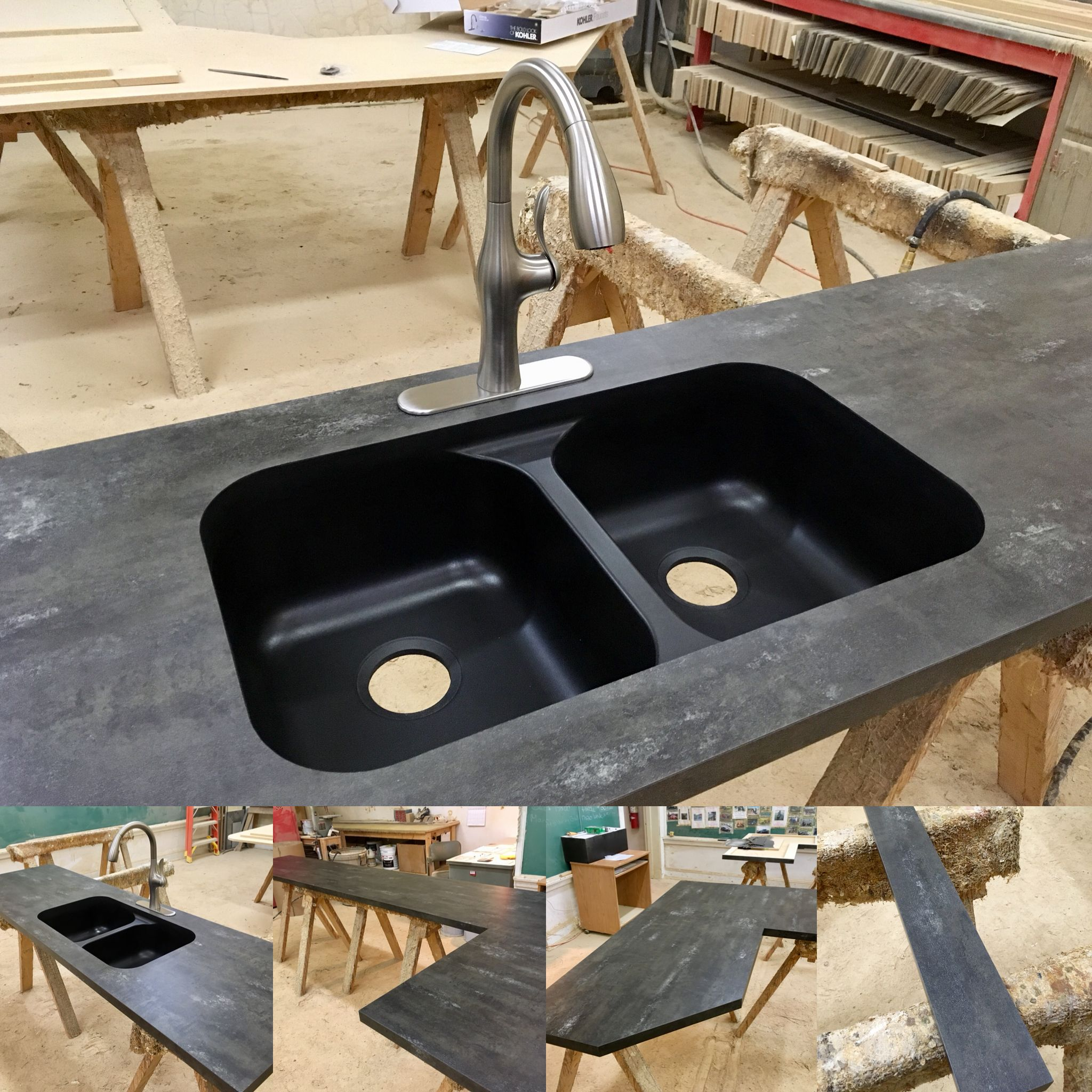 Unique Laminate Countertops: This Countertop Is Absolutely Stunning! All Custom