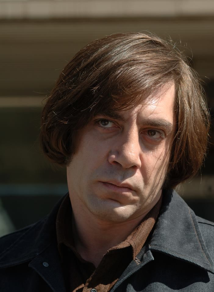 No Country For Old Men Haircut : country, haircut, Country, Javier, Bardem,, Hollywood, Actor,, Villains