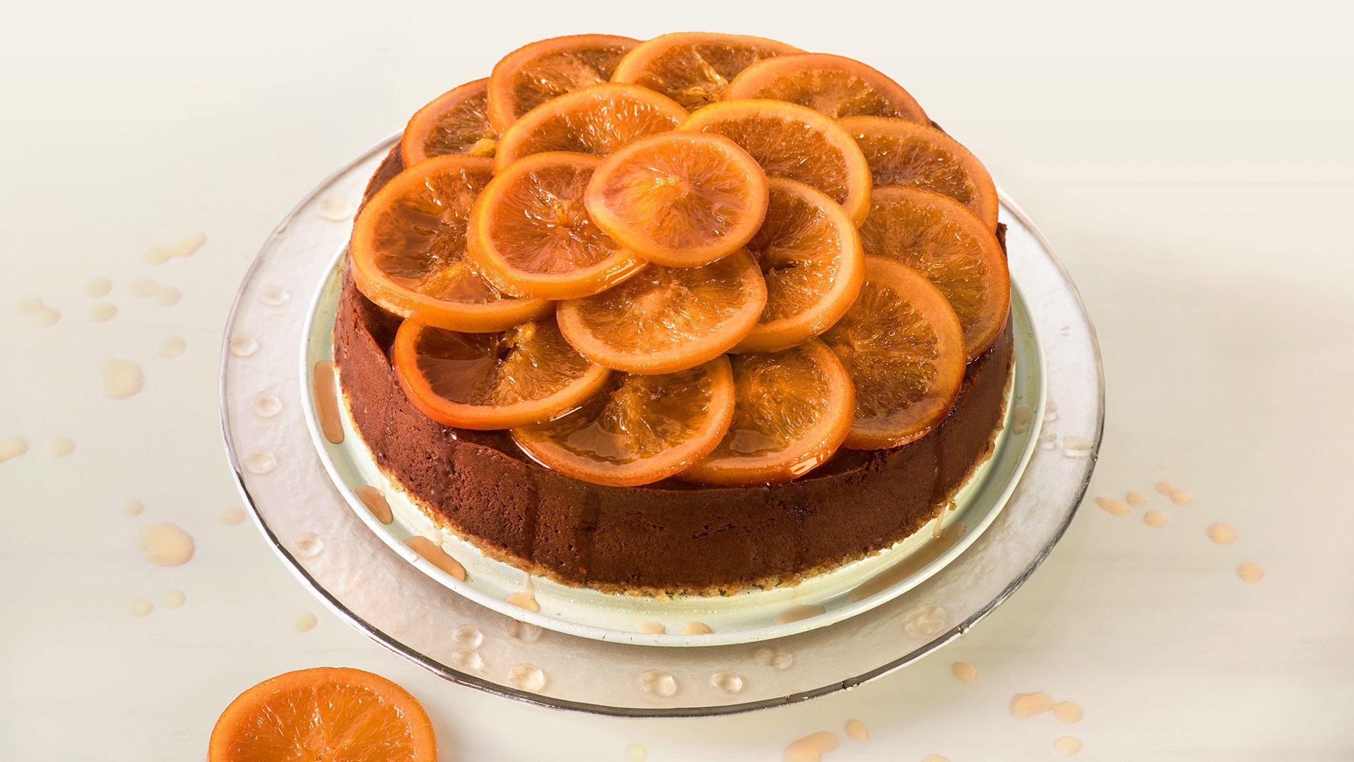 Baked Orange Chocolate Cheesecake Recipe Lindt Everyday Excellence Recipe Cheesecake Recipes Orange Baking Chocolate Orange Cheesecake