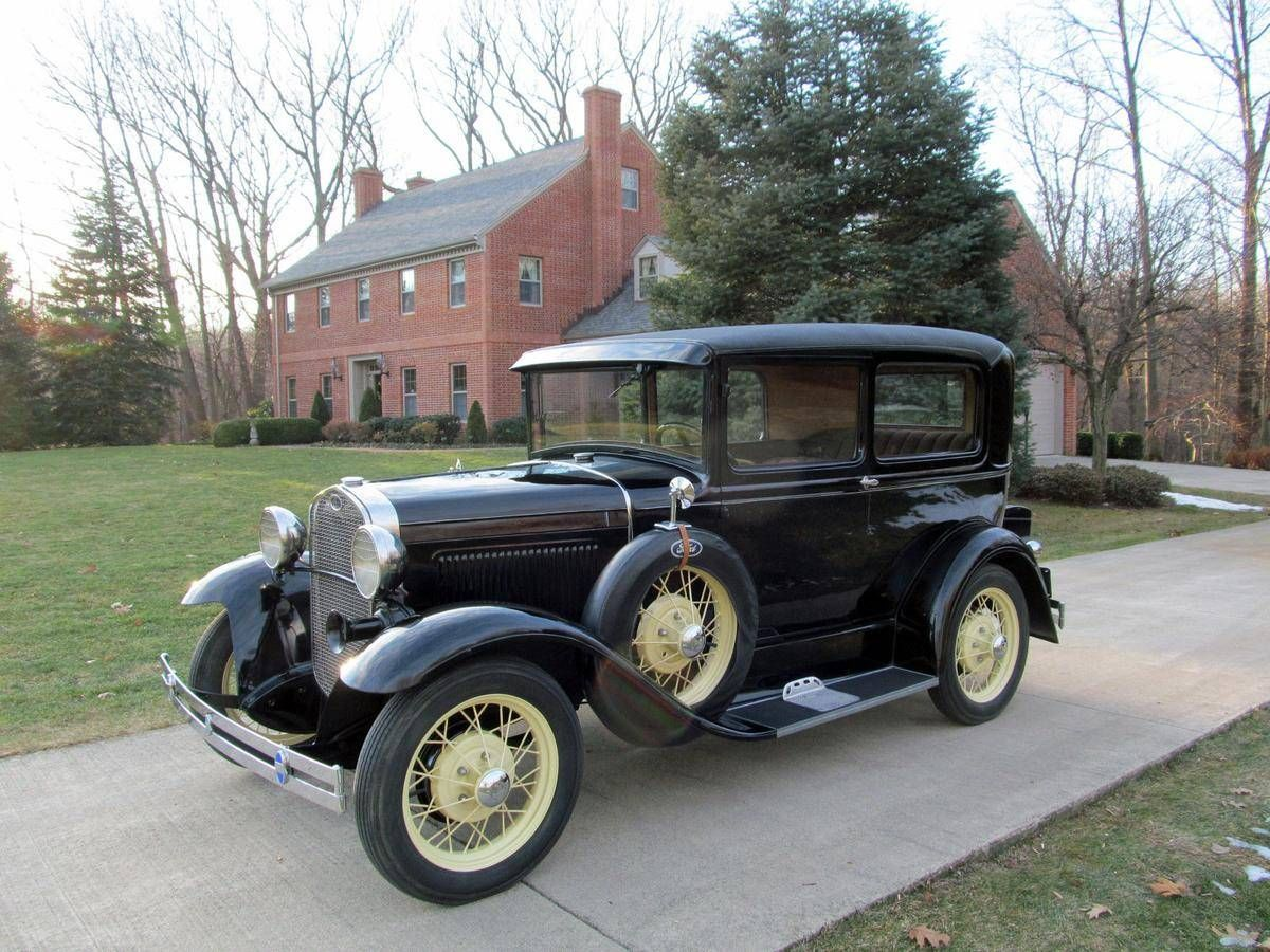 1930 Ford Model A Tudor Sedan - Image 1 of 45 | Model A Ford ...