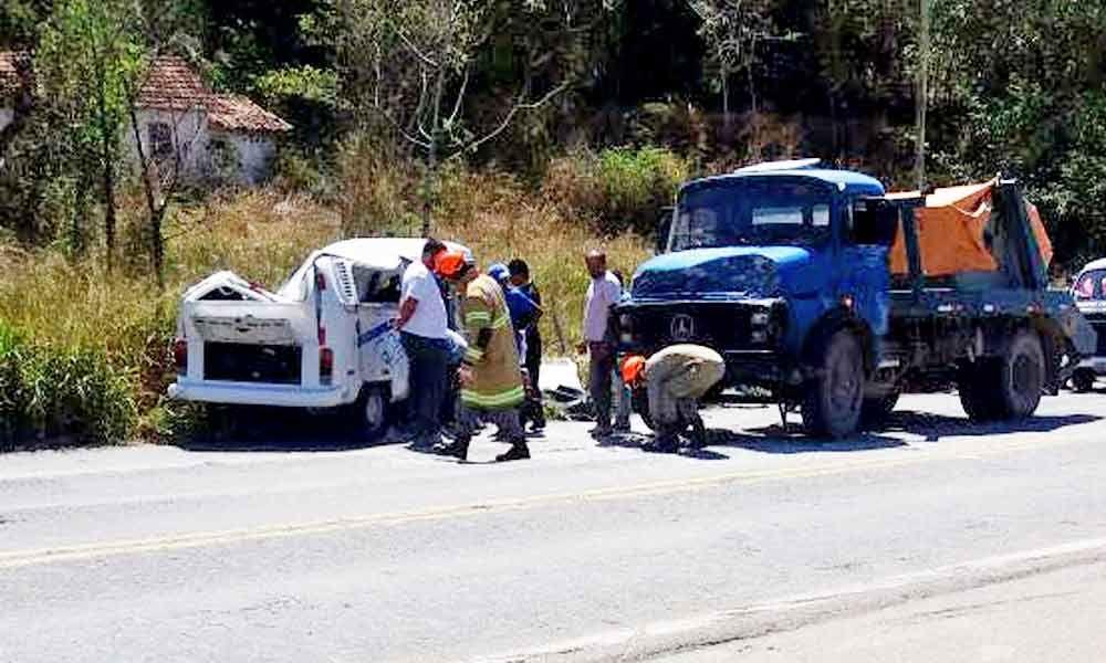 Seminarista da Canção Nova, Tiago de 27 anos, morre em acidente de Kombi