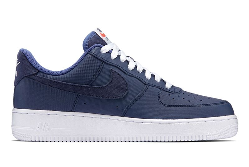 Nike Air Force 1 Low \u201cObsidian \u0026 Blue Legend\u201d