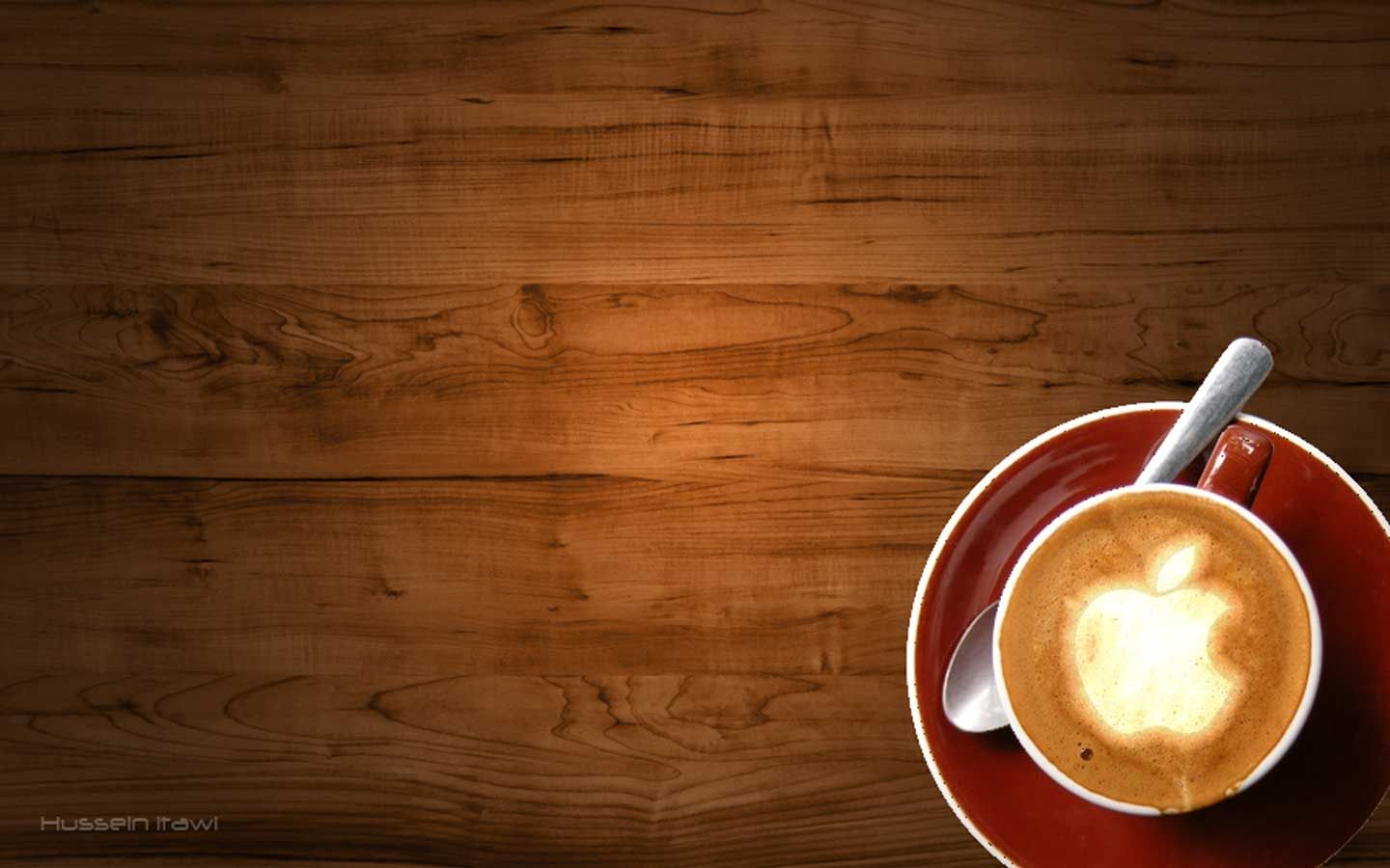 1280x800 Coffee Illustration desktop PC and Mac wallpaper