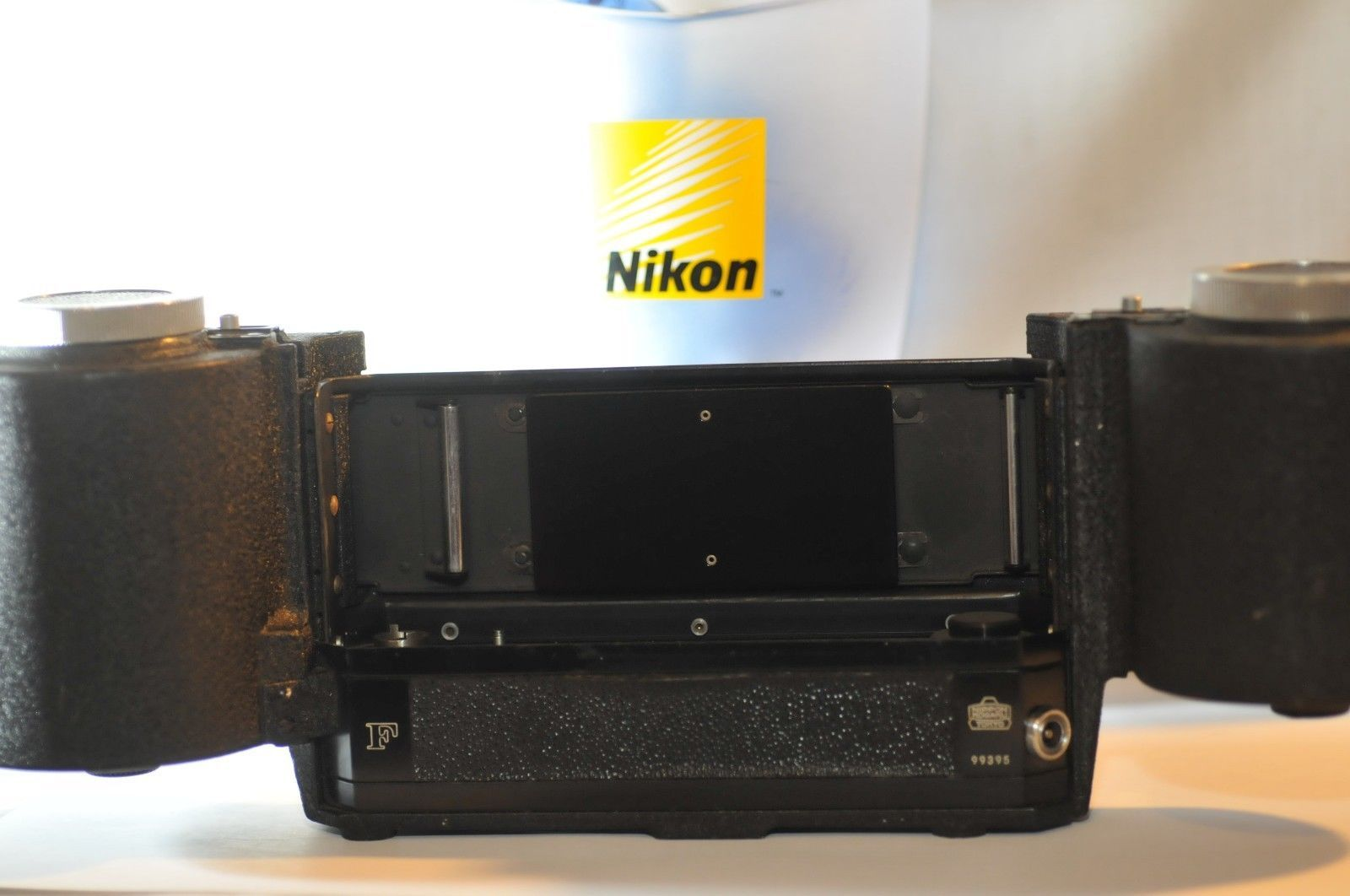 Nikon F-250 F250 Motor Drive EARLY Nippon Kogaku 99395 for F RARE https://t.co/bNKQfFZC9k https://t.co/eDqyRFFdaq