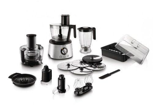 Philips HR7778 00 Avance Küchenmaschine (+30 Funktionen, inkl - küchenmaschine jamie oliver