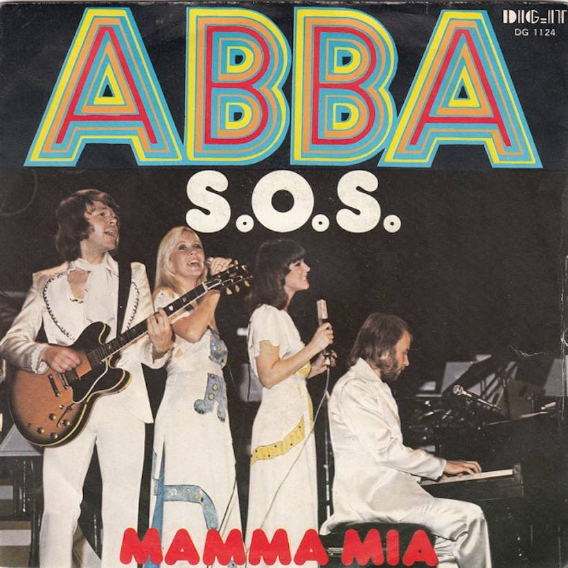 Sos Wins New Vote As Best Ever Abba Single Music Album Covers