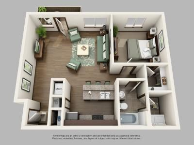 Loving The Roomy Floorplan You Can Do A Lot With It