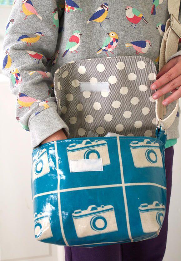 Cute child's messenger bag