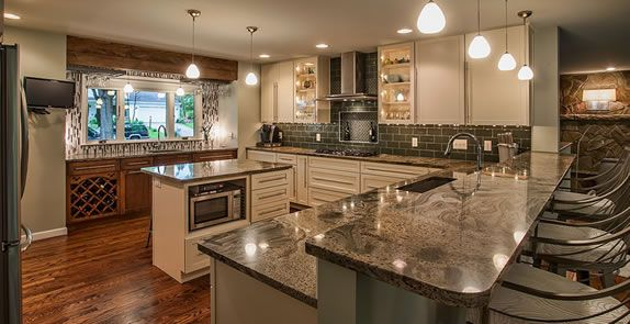 Harrisburg Kitchen Remodel - PA Remodeling | Colebrook Construction ...