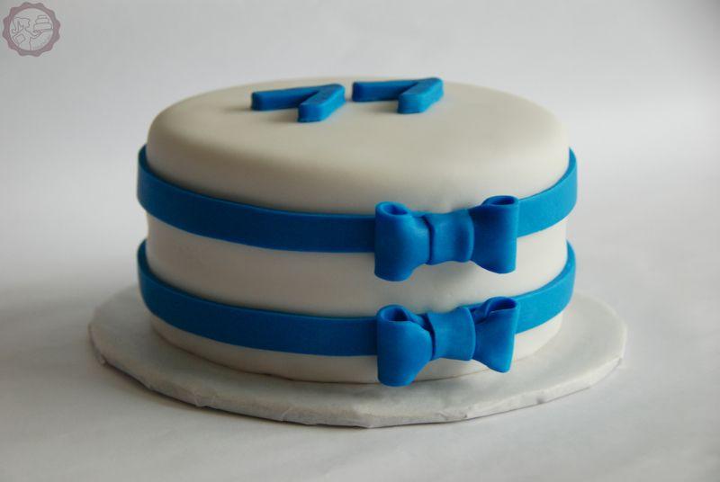 77th Birthday Cake | MakeUrCake