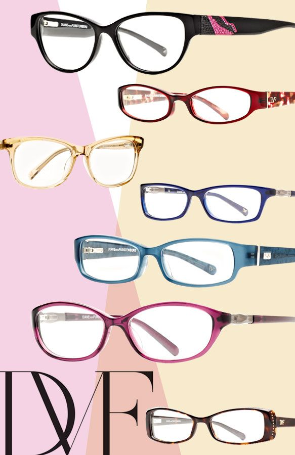From soft butterfly, almond and angular shapes to trendy geek chic ...