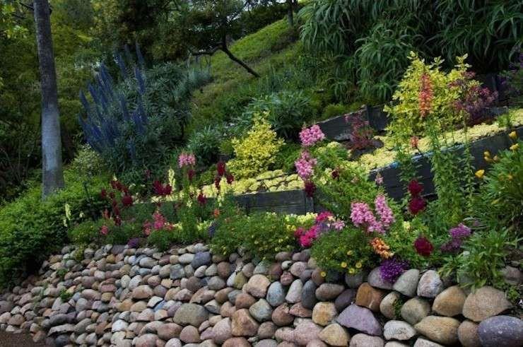 Sassi Decorativi Da Giardino : Decorare il giardino con i sassi ischia pinterest garden