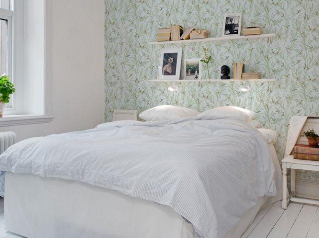 d corez le mur au dessus de votre lit elle d coration la tete tete de et en t te. Black Bedroom Furniture Sets. Home Design Ideas