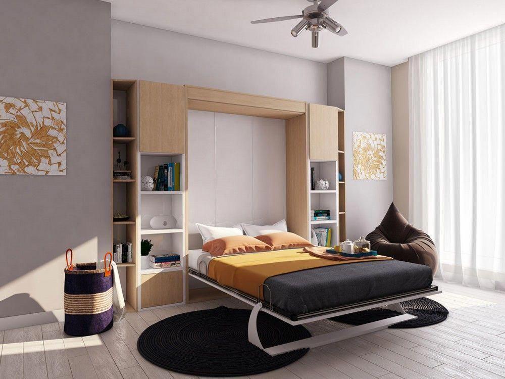 Bellezza Queen Wall Bed in 2019 | Murphy bed ideas Ikea ...
