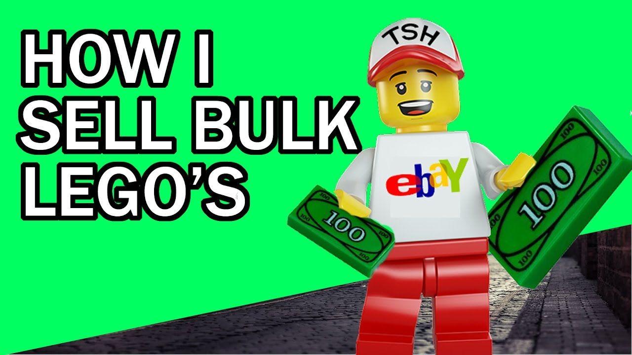 How To Buy Bulk Legos Sell Them On Ebay Legos Buying Bulk Ebay