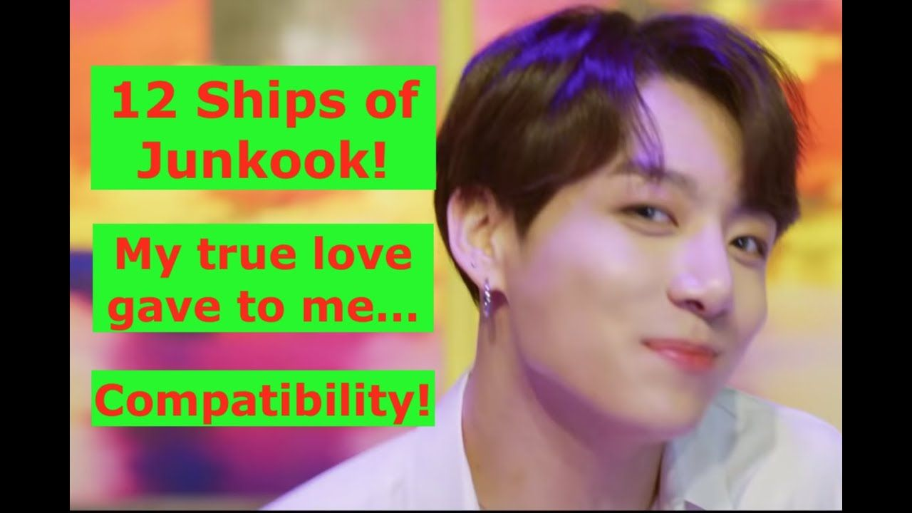 Jungkook Of Bts 12 Ships And Compatibility Kpop Fortunes 2020 Jungkook Fortune Reading Kpop