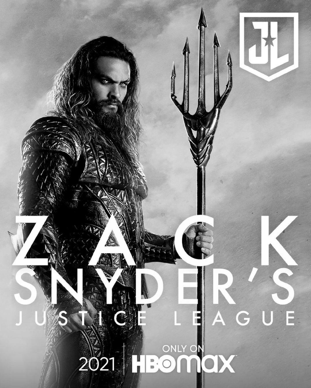 Zack Snyder S Justice League Justice League New Justice League Jason Momoa