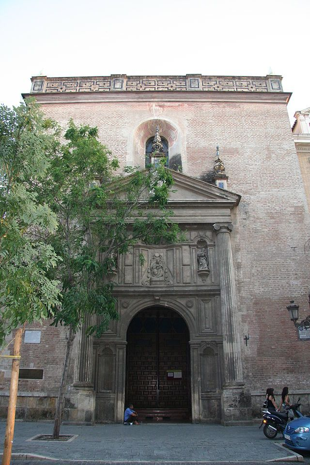 Fachada De Capilla De La Anunciacion Sevilla Hernan Ruiz