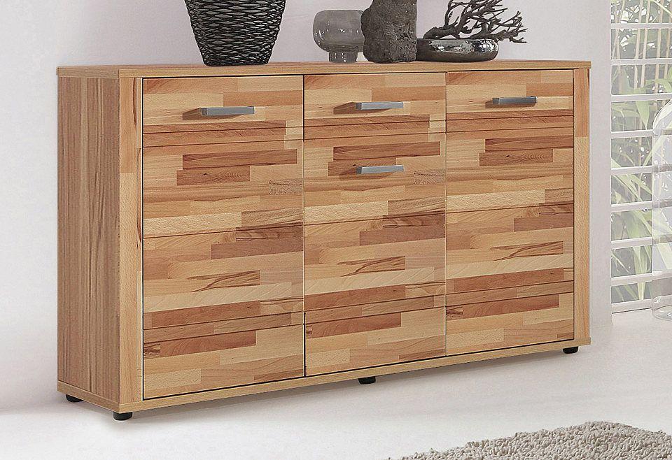 Sideboard, Breite 146 cm Jetzt bestellen unter: https://moebel.ladendirekt.de/wohnzimmer/schraenke/sideboards/?uid=0513b135-ba8e-51b0-81c7-24761c5ff00d&utm_source=pinterest&utm_medium=pin&utm_campaign=boards #schraenke #wohnzimmer #sideboards