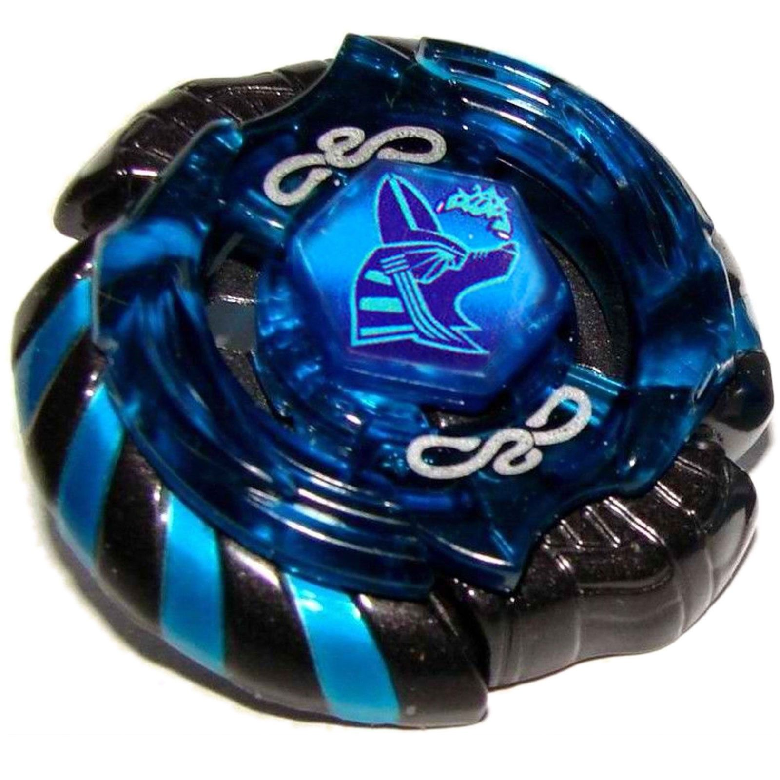 807e50b80 Beyblade Mercury Anubis (Anubius) Black Blue Legend Version Limited Edition  WBBA