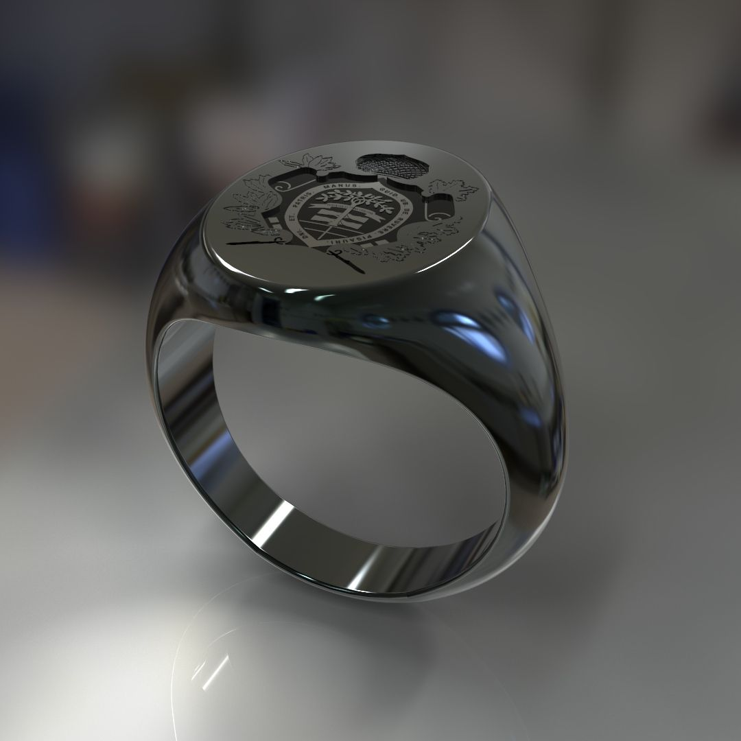 seleziona per genuino repliche costruzione razionale Anello Sigillo Personalizzato Sto disegnando questo anello ...