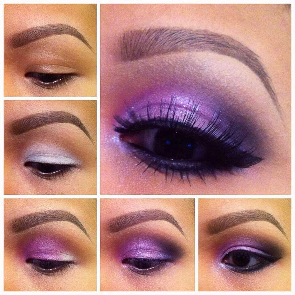 Purple smokes