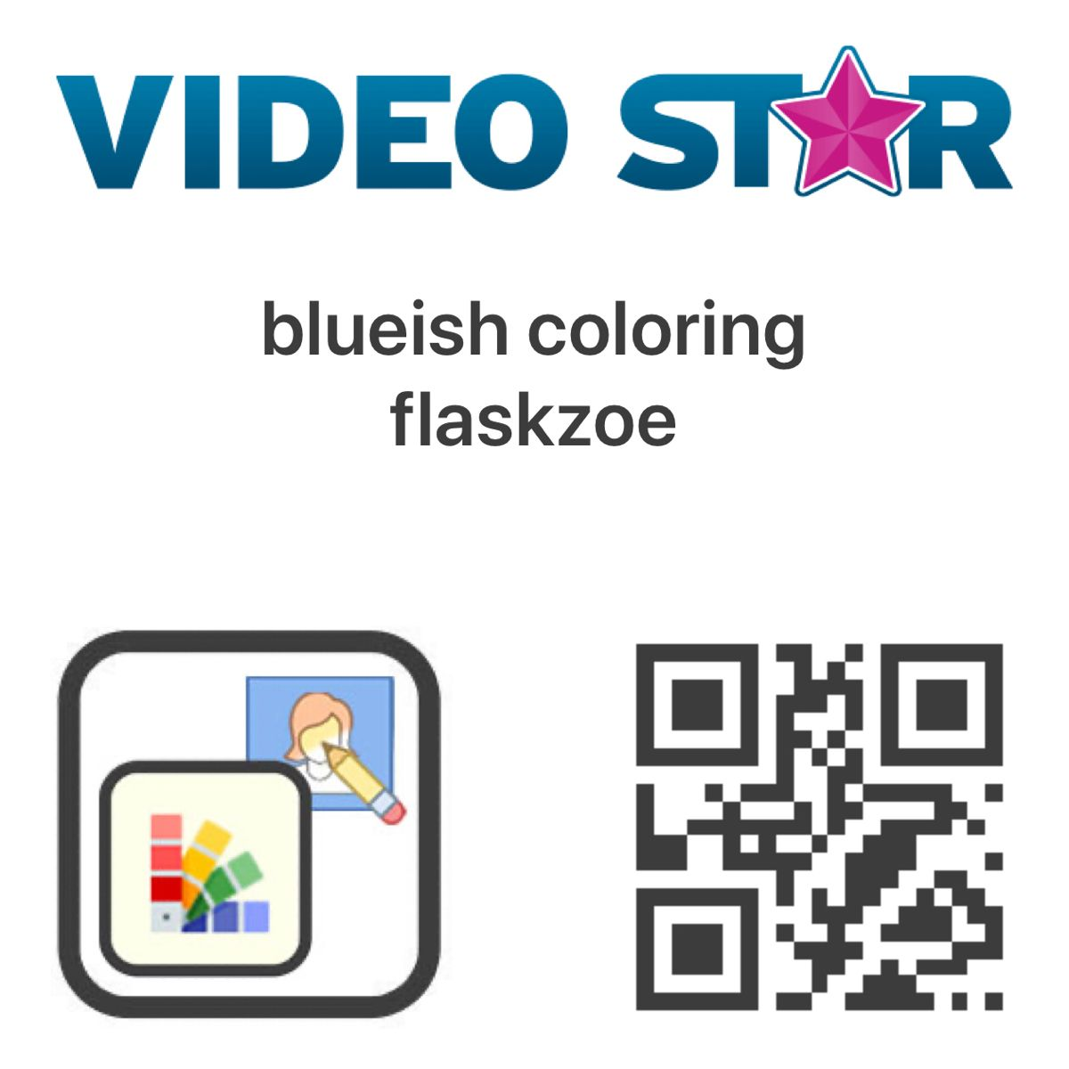qr code robux Coloring Qr Code In 2020 Coding Video Editing Apps Editing Apps