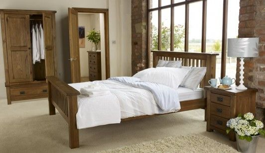 Bensons for Beds - Toulouse Package Deal Double Size Bed Frame - Bed ...