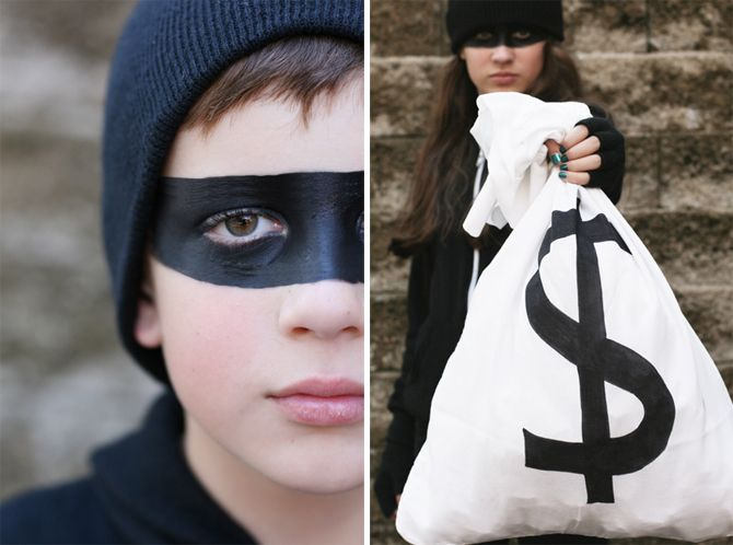 candy bandits in disguise, seejaneblog | Halloween Costumes ...
