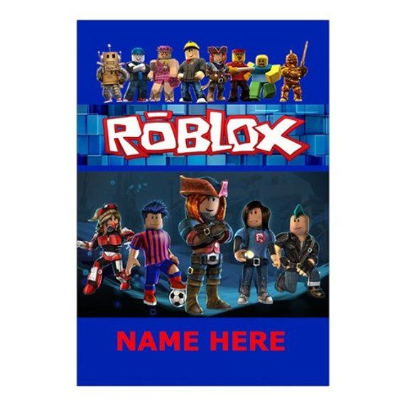 Roblox Duvet Cover - Available In Sizes Twin / Full / Queen