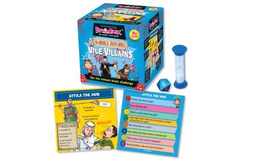 Vile Villains Horrible Histories Foul Fun Horrible Histories Card Games Art For Kids