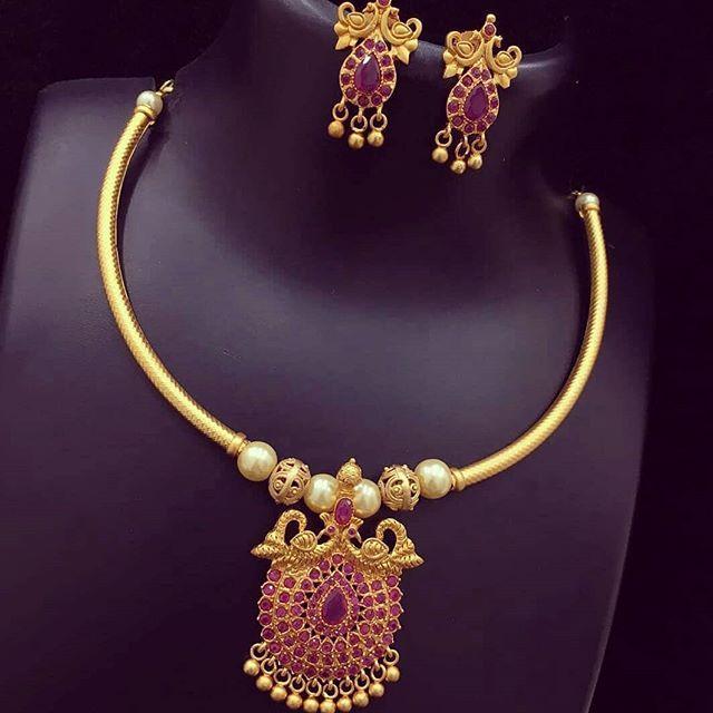 30 Grams Gold Necklace Models Gold Necklace Designs In 30 Grams Latest Gold Necklace Designs In 30 Grams