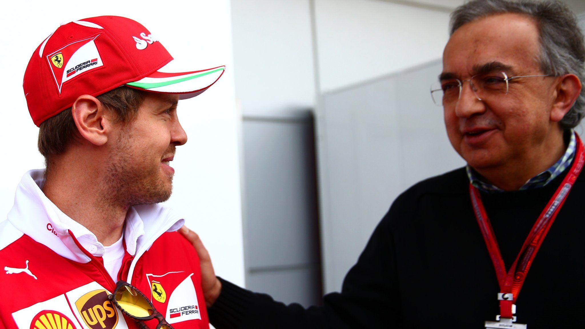 Italian Grand Prix Ferrari have 'failed targets