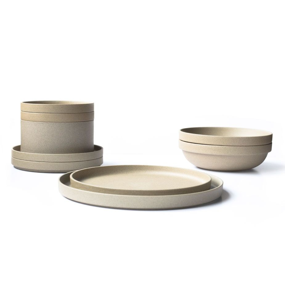 This stack-able ceramic dinnerware are made from a unique mixture of porcelainu2026  sc 1 st  Pinterest & Unglazed Japanese Porcelain Dinnerware | Ceramic techniques ...