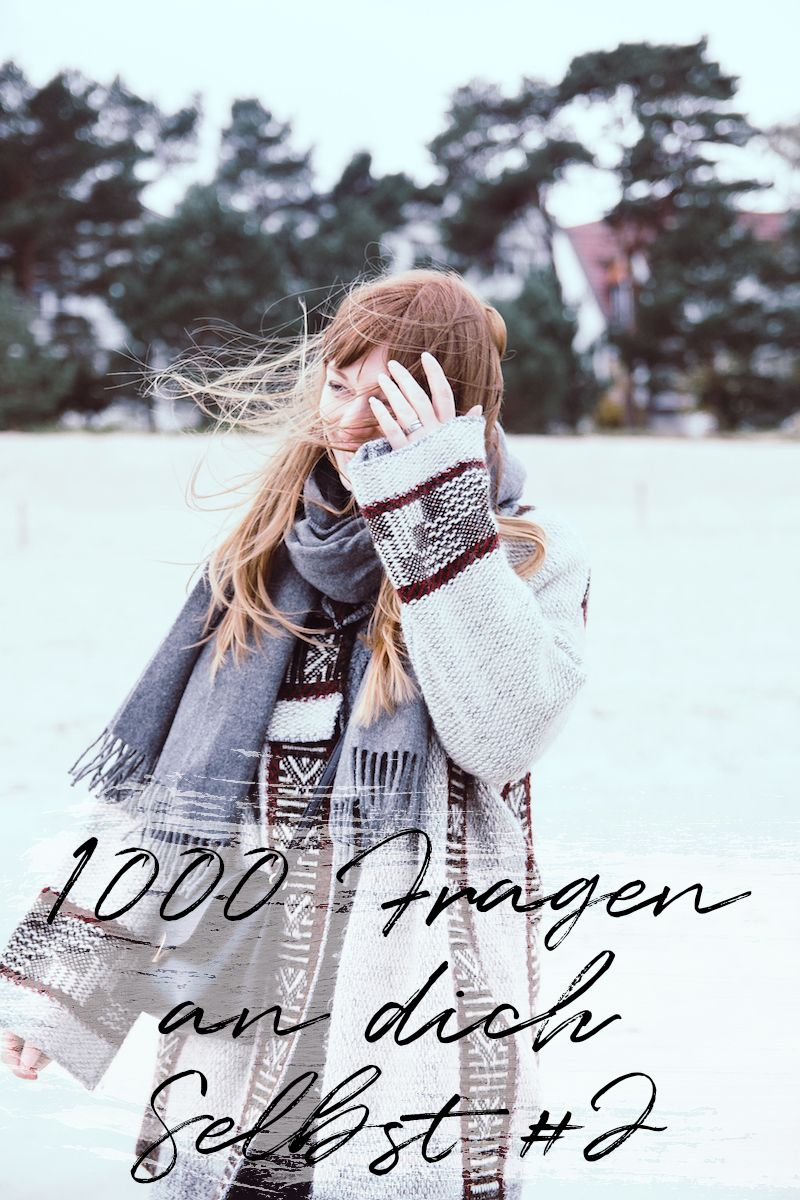 1000 Fragen An Dich Selbst #2 By Clarabour