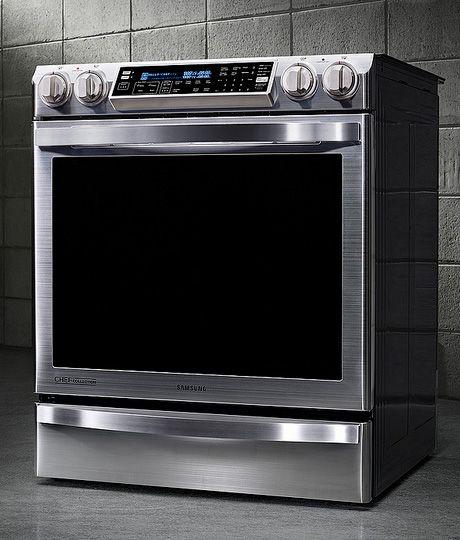 Chef Kitchen Appliances: Samsung-chef-collection-line-range-cooker.jpg
