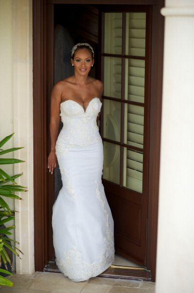 evelyn lozada wedding dress style google search ines di santo gown which has an estimated