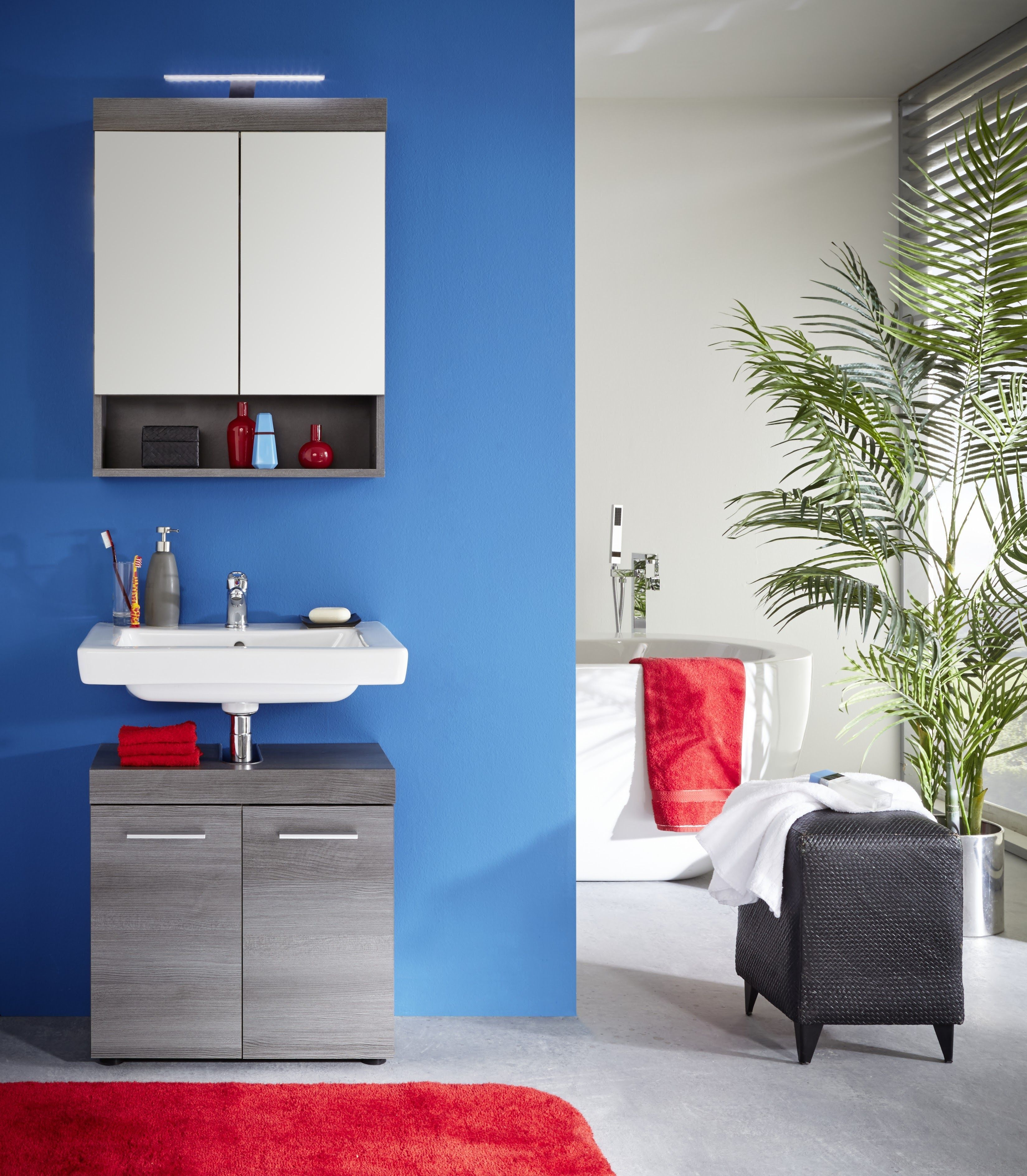 Großzügig Clever Design Ideas Badezimmer Spiegelschrank Ideen ...