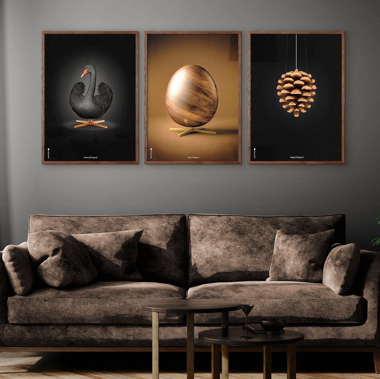 Svanen Aegget Og Koglen Brainchildoriginal Danskemobelklassikere Tilbagetiloriginalen Svanen Aegget Koglen Brainchild In 2020 Home Decor Furniture Decor