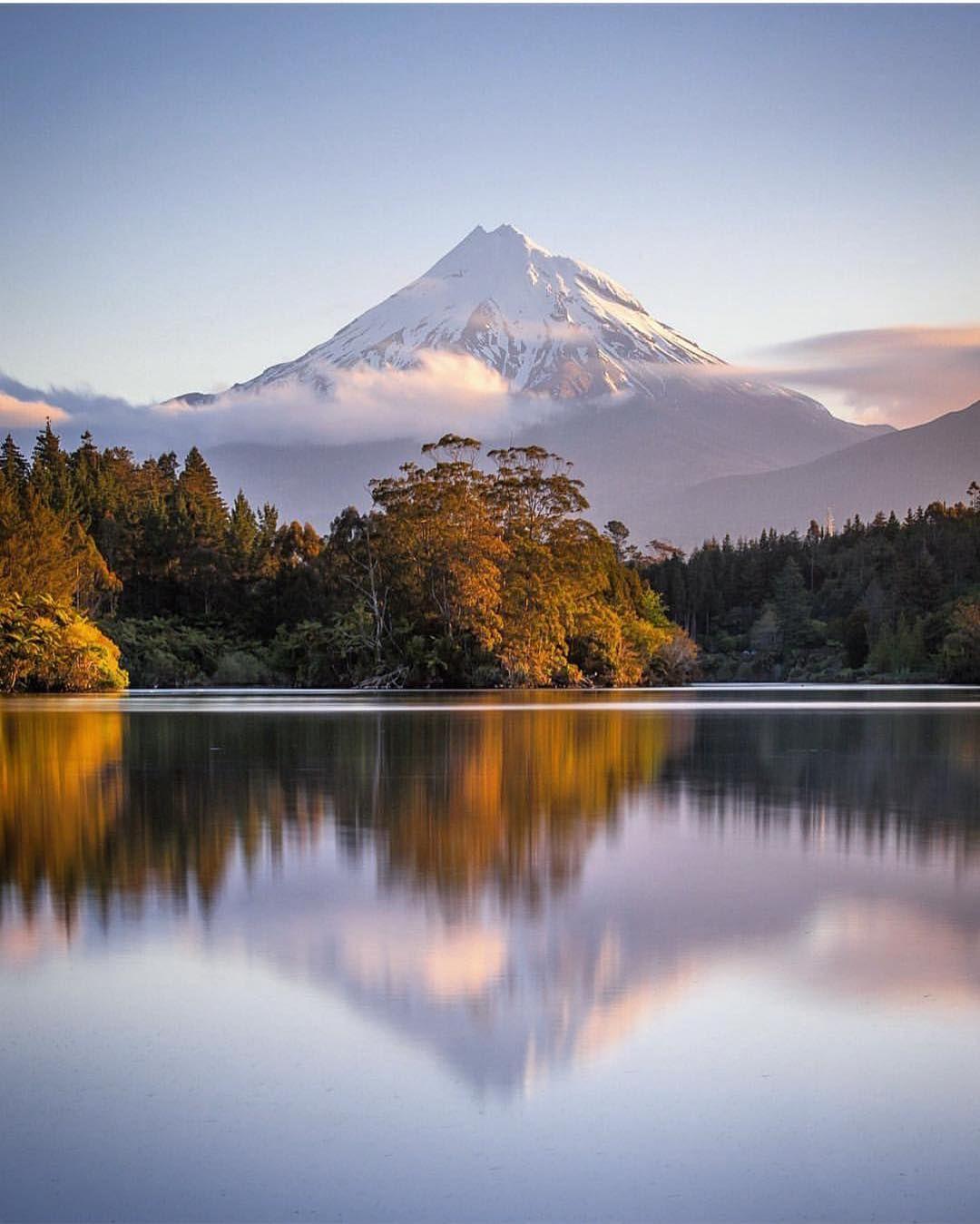 Places To Visit Over A Weekend: Lake Mangamahoe,Taranaki, New Zealand