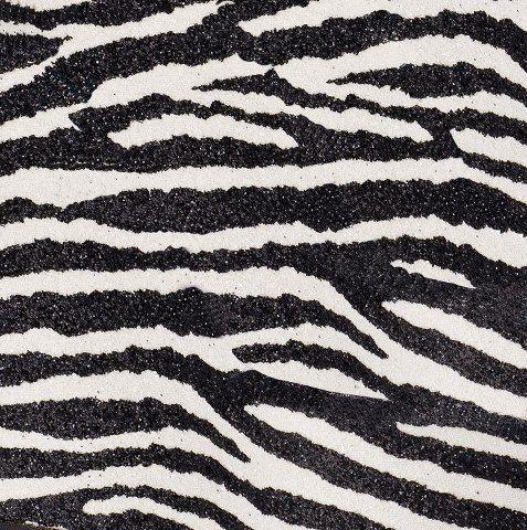 Glitter Zebra Print by Jimmy Choo  love it!!!