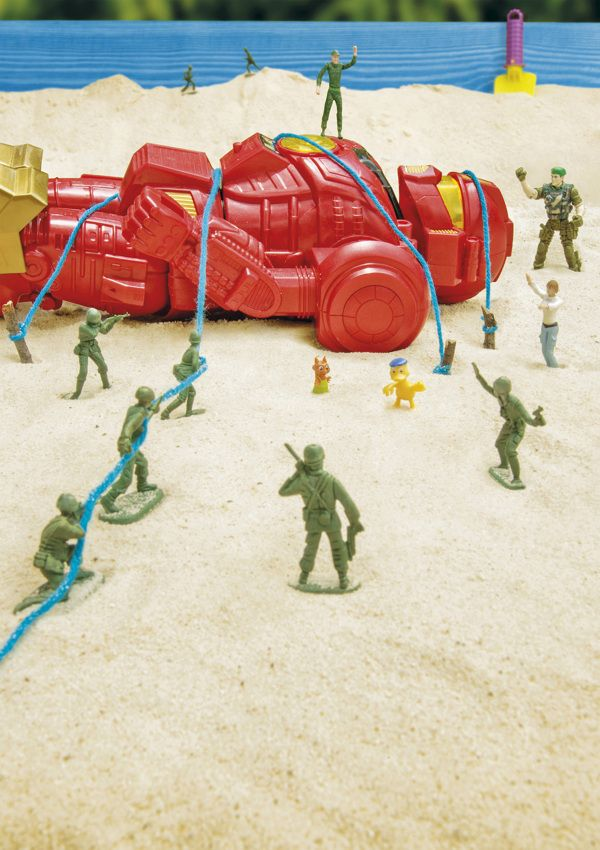 """Toys """"R"""" Us - Your Playground Our Toys by Adrian Grant ..."""