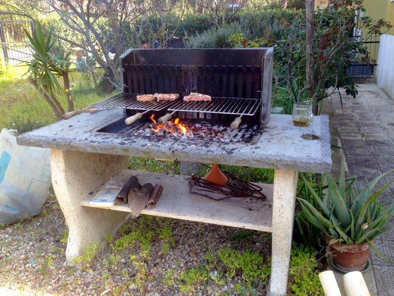 Barbecue A Carbonella Leroy Merlin Best Barbecue Bois Leroy Merlin