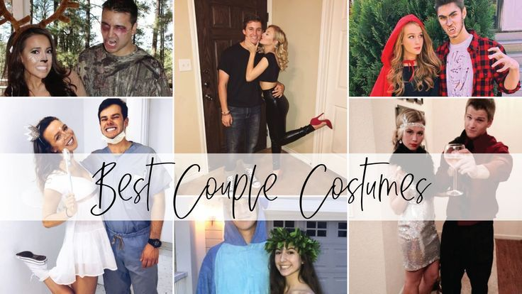 45 Best Couple Costumes Your Friends Will DIE Over – By Sophia Lee