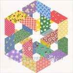 Piece by Number - lots of free paper piecing patterns