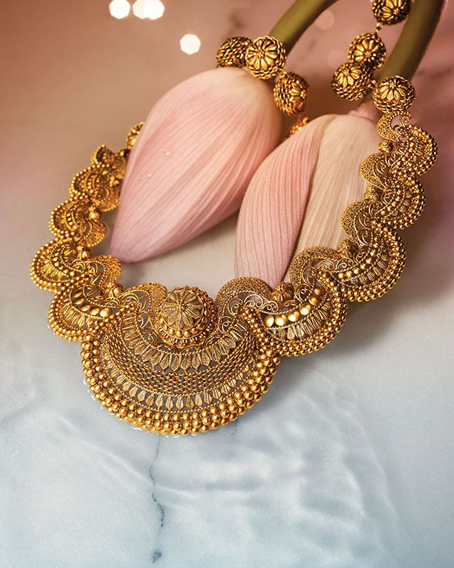 166 Best Bridal Jewellery Collections Images On Pinterest: Pin By Sunitha On Jewellery- Traditional/contemporary