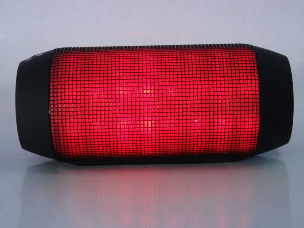 Bluetooth speakers wireless beats led dancing lights for